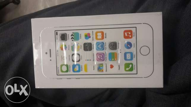 Iphone 5s silver 32 giga in cartoon