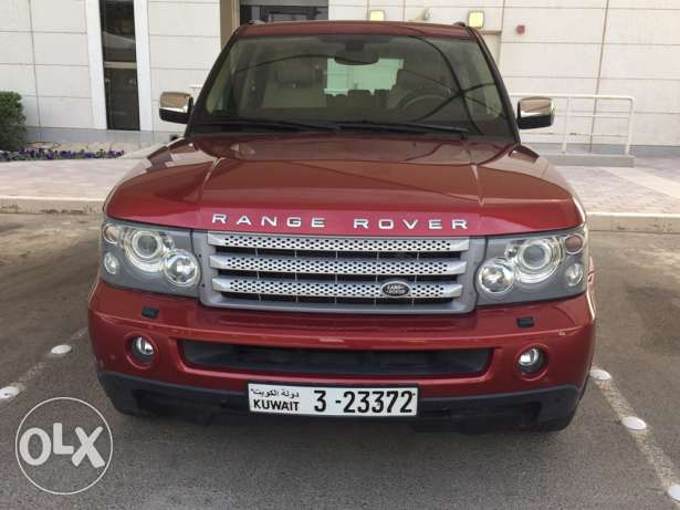 rang Rover sport super charge بيان -  8