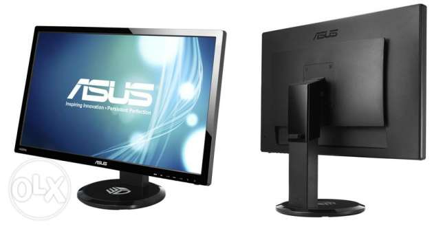 ASUS 27inch 3D LCD monitor with 2 3d glasses for sale السالمية -  1