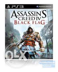 assasins creed 4 black flag ps3 المنقف -  1