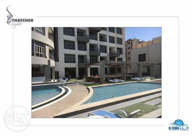 2 bedroom Fully furnished apartments