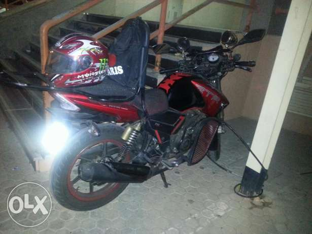Tvs apache 2014 perfect condition حولي -  5