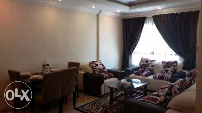 One bedrooms full furnished apartment in Salmiya