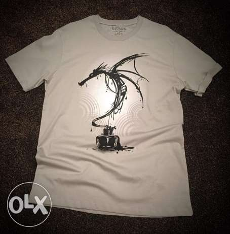 Men's Cotton Tshirt, Free delivery all over Kuwait