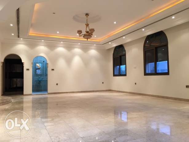 modern villa with private pool in mangaf