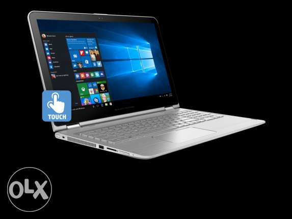 HP ENVY x360 Convertible Laptop -15t touch - Like New