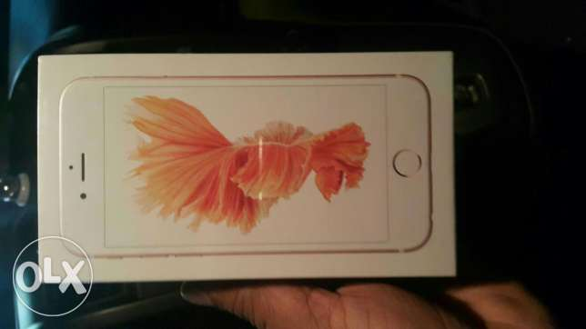 Iphone 6s 128gb for sale brand new sealed pack