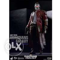 marvel guardian of galaxy star lord from hot toys