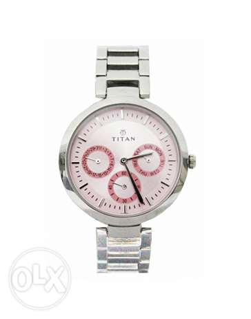 Titan Analogue Ladies Watch