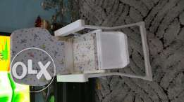Baby high chair just in 3kd