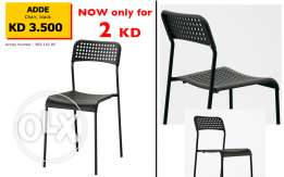 IKEA chair black