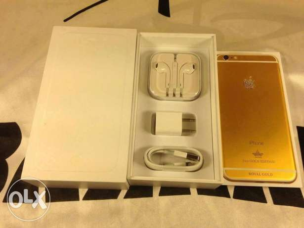 Apple iPhone 6 128GB Royal Gold for sale