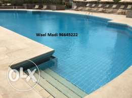 Luxury semi furnished brandnew seaview apartment