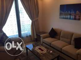 one bedroom fully furnished in kuwait city