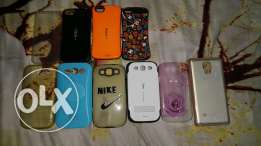 Iphone 5 samsung s3 note 4 covers each 1kd