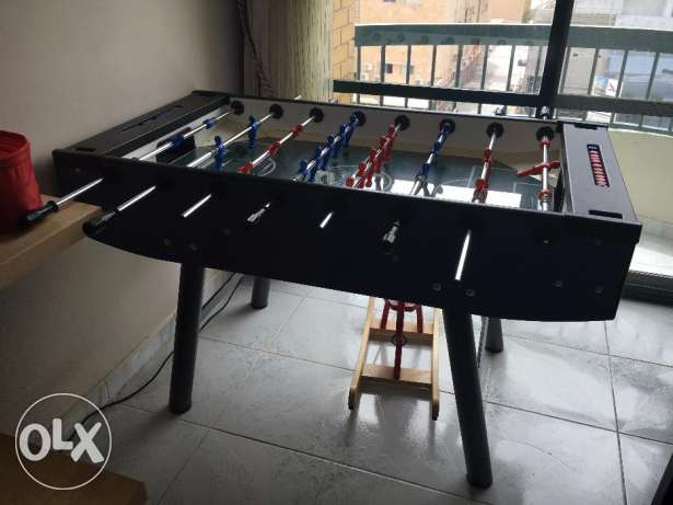 Indoor Soccer Table (Babyfoot)