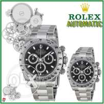 Rolex watch couple