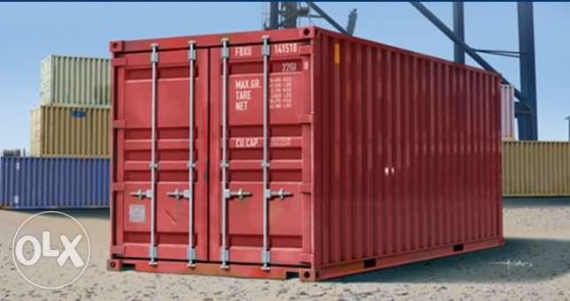 Used 20' & 40' Shipping containers for sale
