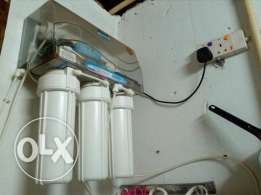 3 flask water filter