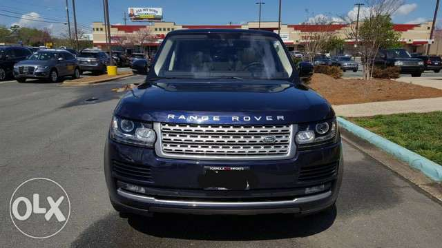 2016 Range Rover Supercharged
