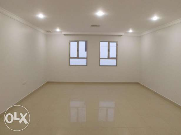Large and sunny 4 bedroom floor for rent in mangaf.