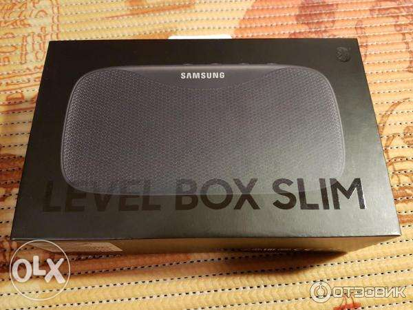 Samsung level box slim for sale brand new sealed pack