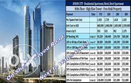 Bulk Sale Offer at Business Bay 12 apartments with flexible payment