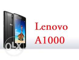 Lenovo comfert mobile a1000 only phone jest use tow month