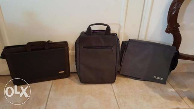 Hand luggage and other bags السرة -  6