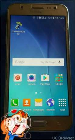 Samsung phone with good working condition