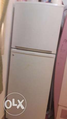 Fridge double door for sale