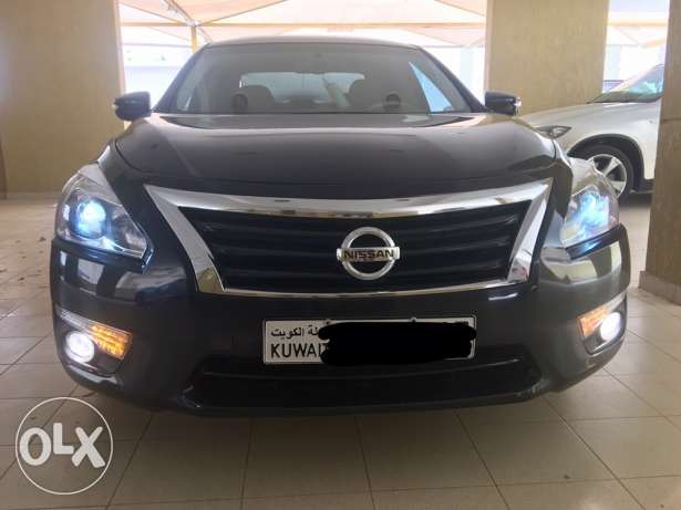 Altima 2015 with good condition