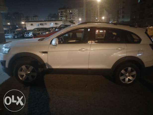 Used Chevrolet Captiva 2.4 LS 2013 Car for Sale