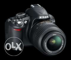 Nikon D3100 DSLR For sale