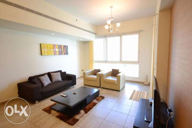 2 bedroom unfurnished apartment in Salmiya, KD 500.
