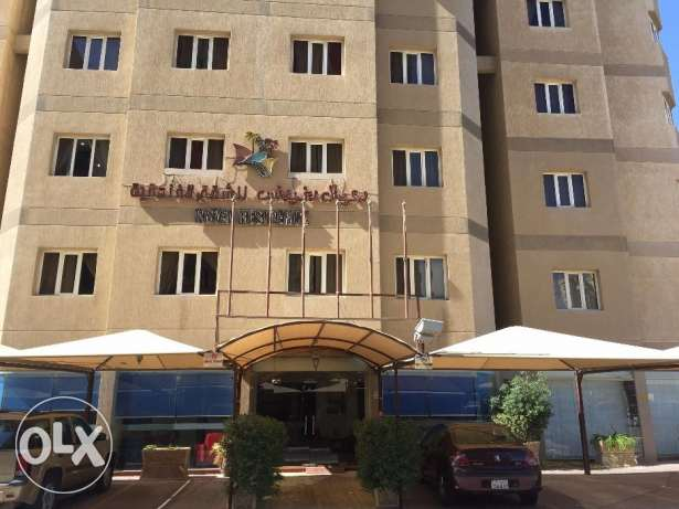 fully furnished apartment in Bneid Al gar Kuwait city