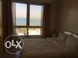Mangaf costal road fully furnished 3 bedrooms