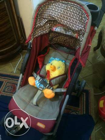 baby stroller very good condition_juniors