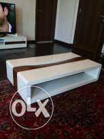 DEVINISH coffee table and TV stand