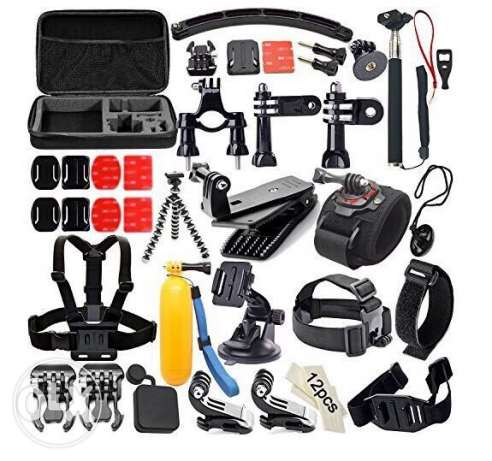 50-in- 1 GoPro Hero Camera Accessory Kit