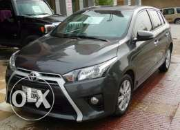 Yaris 1.5 E Full option Sale / Installment