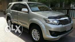 2013 Fortuner TRD Sportivo Edition