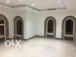 Brand new spacious three bedroom flat for rent
