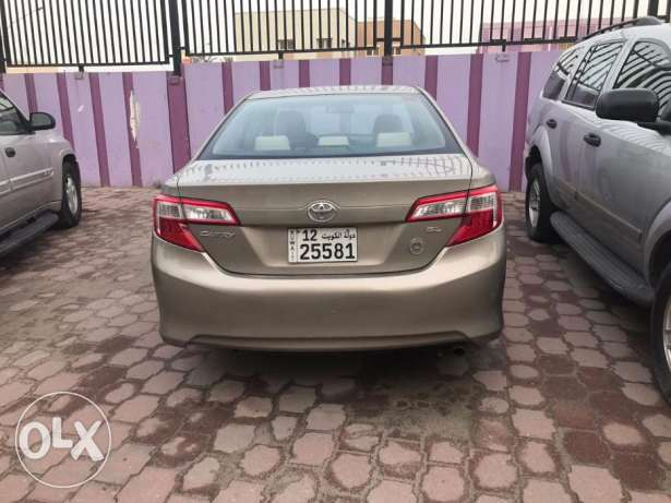 Toyota Camry GL 2013 for SALE 3250kd