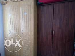 Two big wardrobe for sale
