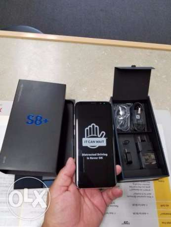 BRAND NEW Samsung Galaxy S8+ 64GB