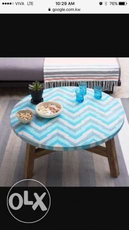 West Elm Coffee table at 75% Discount!