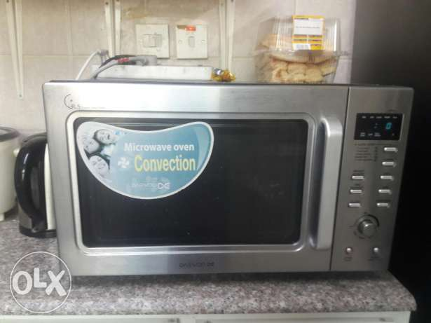 Daewoo oven n convection