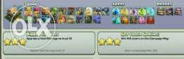 clash of clans th11 شبه ماكس