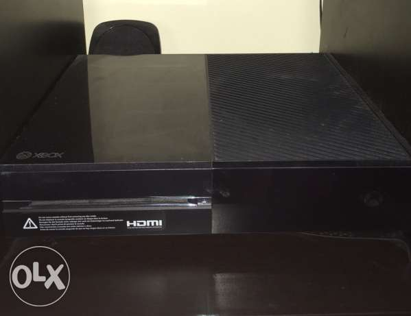 xbox one 500gb with Camera